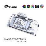 Bykski N-AS3070STRIX-X ASUS RTX3070 STRIX D-RGB w/Back Plate