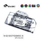 Bykski N-GV3070GMOC-X GIGABYTE GeForceRTX 3070 D-RGB w/Back Plate