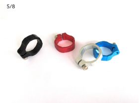 Lamptron Tube Clamps for OD5/8 Tube - Black