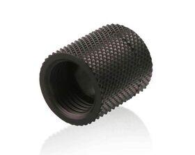 Bykski 19mm Rotary F-F G1/4 Fitting Black