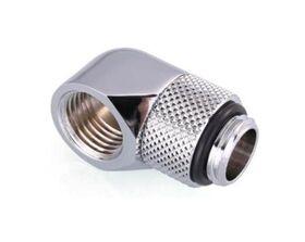 BYKSKI G1/4 90 Degree Rotary Fitting Silver