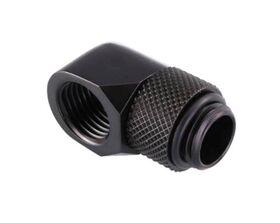 BYKSKI G1/4 90 Degree Rotary Fitting Black