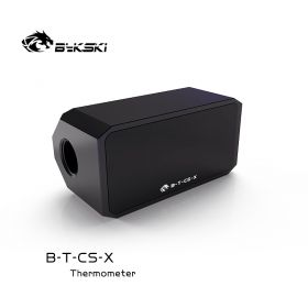 Bykski Inline Digital Display Thermometer POM