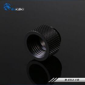 Bykski 10mm M-F G1/4 Fitting Black